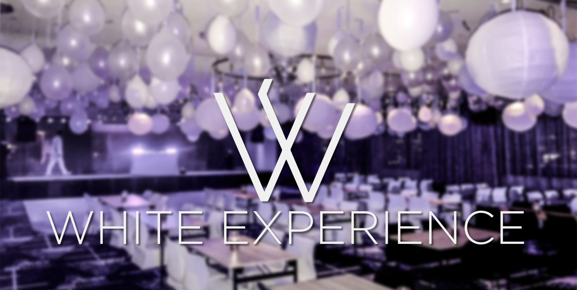 White Experience Banner